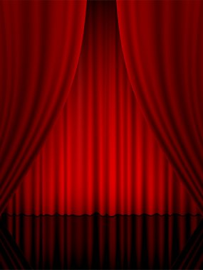theatre curtain vertical