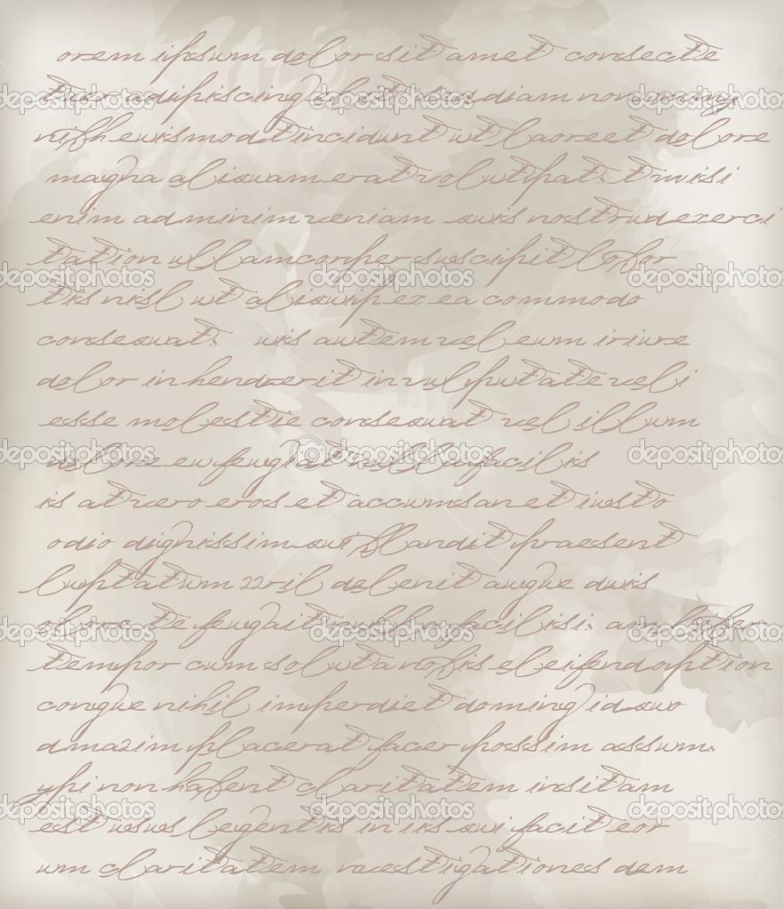 old letter texture stock vector artlana 41606571