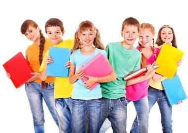 Group of children.