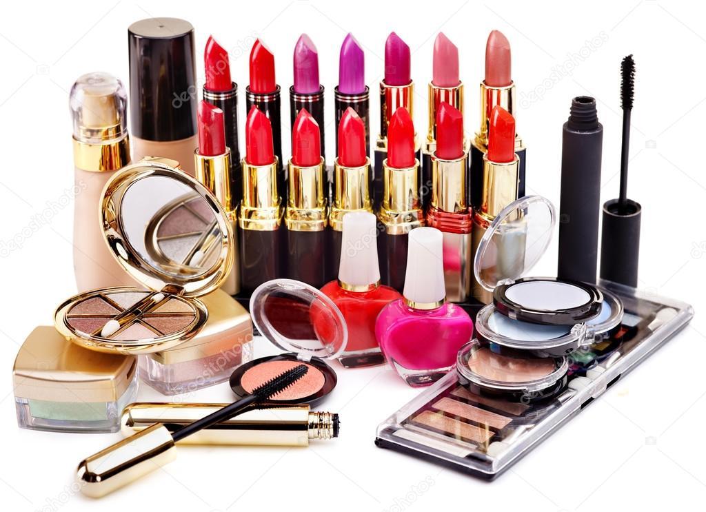 Imagenes De Maquillaje Para Descargar: Cosméticos Decorativos Para Maquillaje