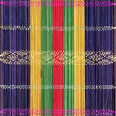 Fotografie Background from plaited straw.