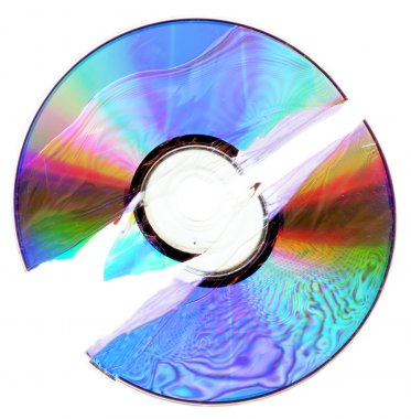 The crash DVD.