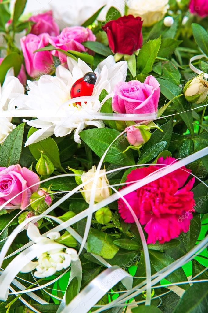 Сolorful flowers.