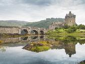 Eilean donan castle Skotsko