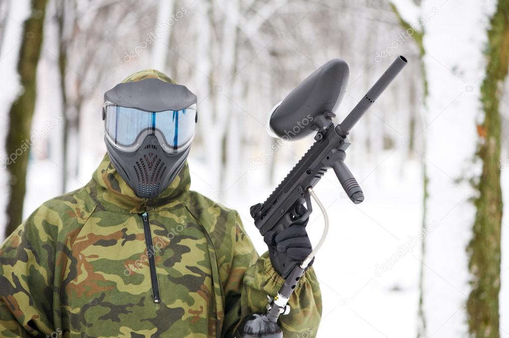 Paintball que roupa usar