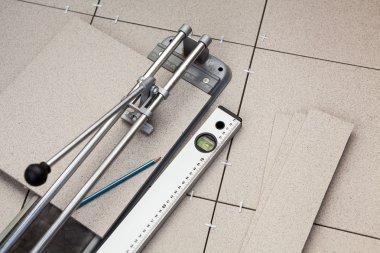 Tile marking due rule