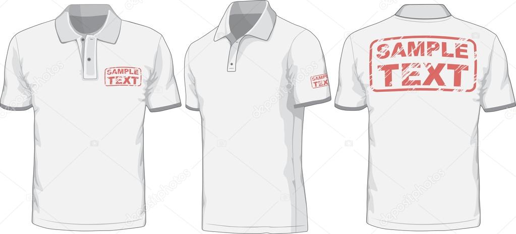 Design Your Own Polo T Shirt