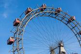 Wiener riesenrad, slavného ruského kola v wien