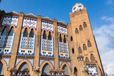 Bull's Square Monumental in Barcelona