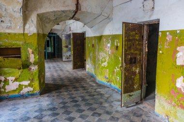 Abandoned Jail in Tallinn