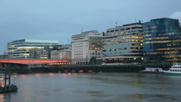 Panoramic View of London City
