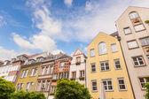 Häuser in der Düsseldorfer Altstadt, der Altstadt