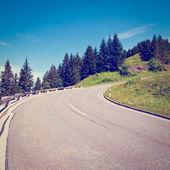 strada della Baviera