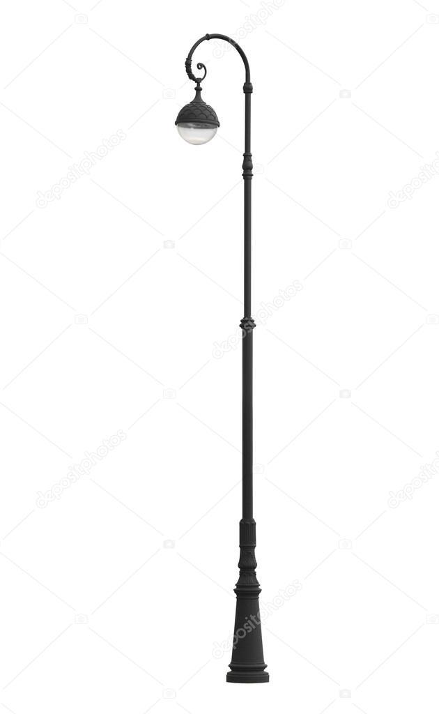 lampadaire ancien