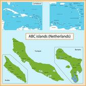 Fotografie ABC Islands