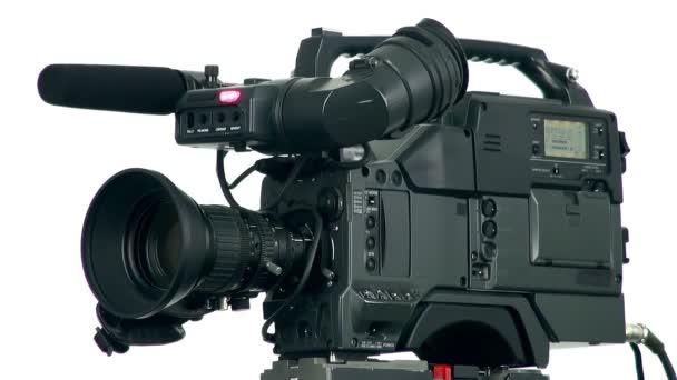 profesionální digitální videokamera