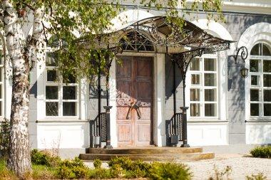Homestead in Belarus