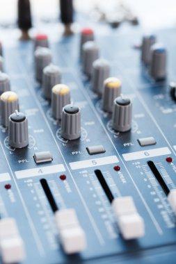 Music Studio Mixer