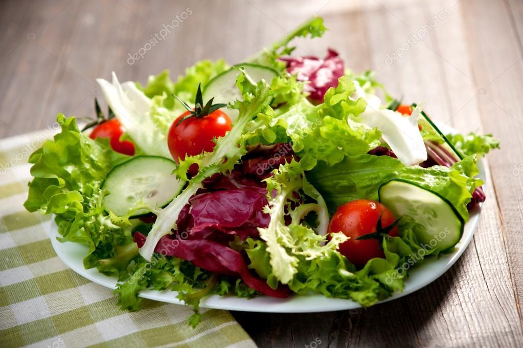 lettuce salad calories - HD2560×1440