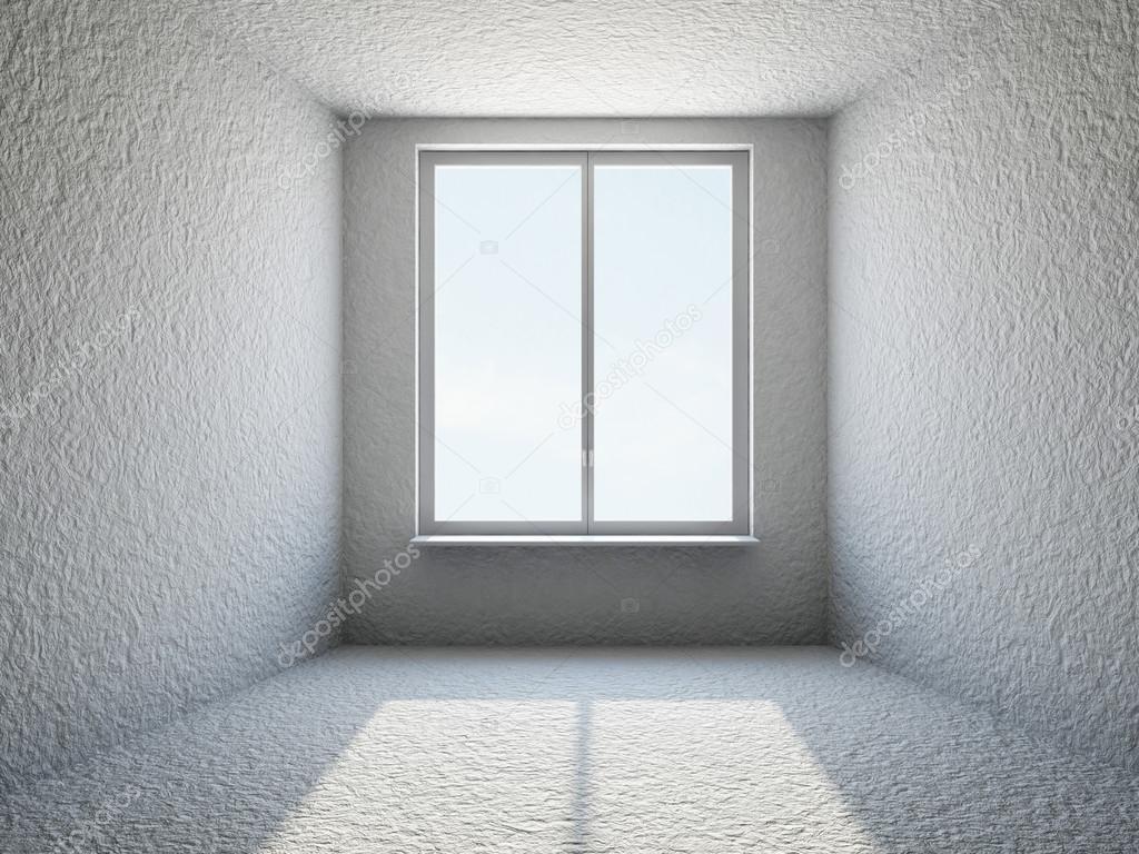 Vide petite chambre avec fen tre photo 23308274 for Petite chambre sans fenetre