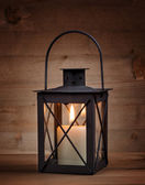 Photo Lantern with a candle