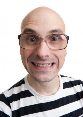 Funny Men Face