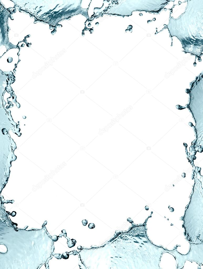 Water Frame — Stock Photo © kvkirillov #17599851