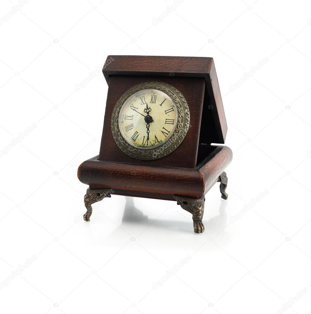 Old Table Clock Stock Photo Kvkirillov 20117867