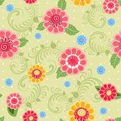 Flower texture seamless