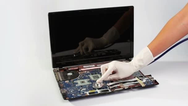 notebook szolgáltatás fogalmát, egészségügyi diagnosztikai sztetoszkóp