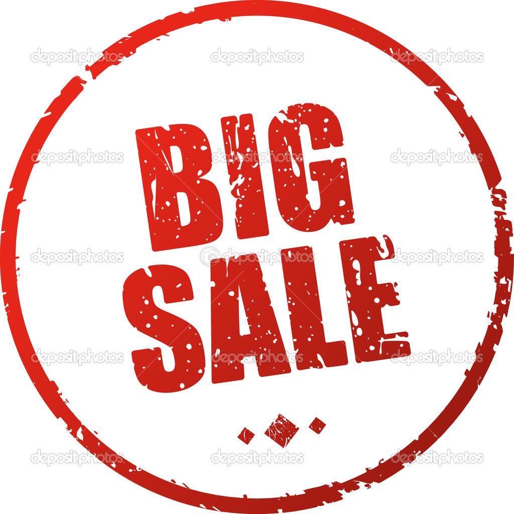big sale rubber stamp � stock vector 169 antonshpak 32427037