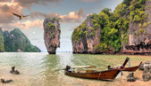 Photo James Bond Island