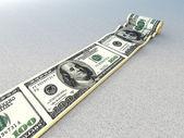 dollár szőnyeg