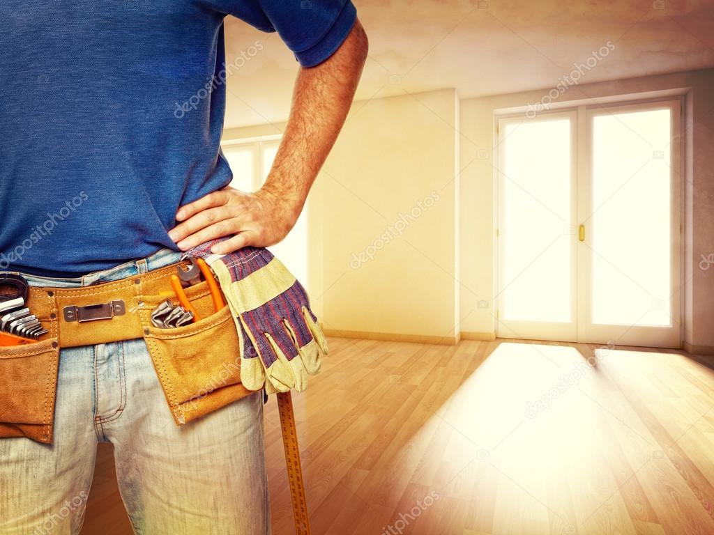 handyman at home