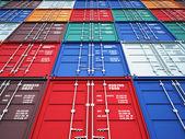 kontejner pozadí