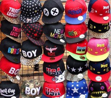 Colorful and Fashionable Baseball Caps