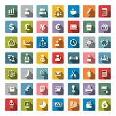 Fotografie Business icons