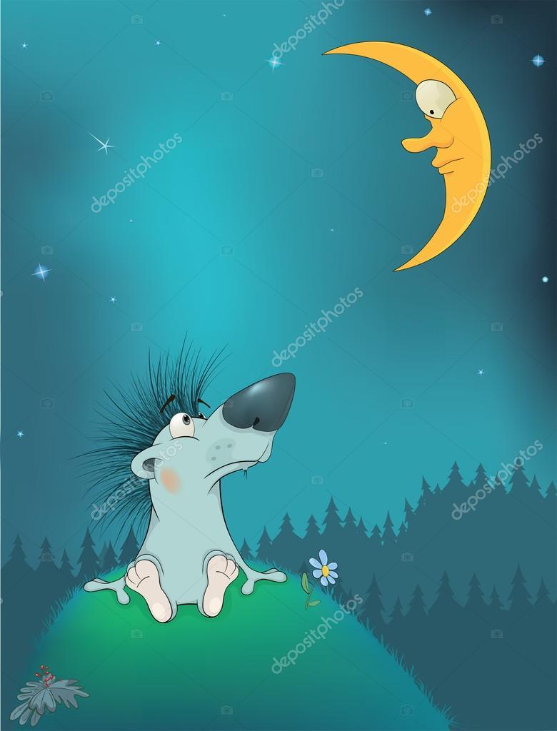 Áˆ Half Moon Cartoon Stock Images Royalty Free Yellow Half Moon Wallpapers Download On Depositphotos