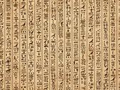 Egypt hieroglyfy, grunge bezešvé vzor pro svůj design