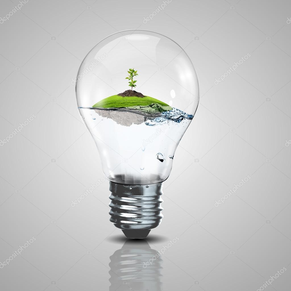 Green Energy Symbols Stock Photo C Sergeynivens 14786469