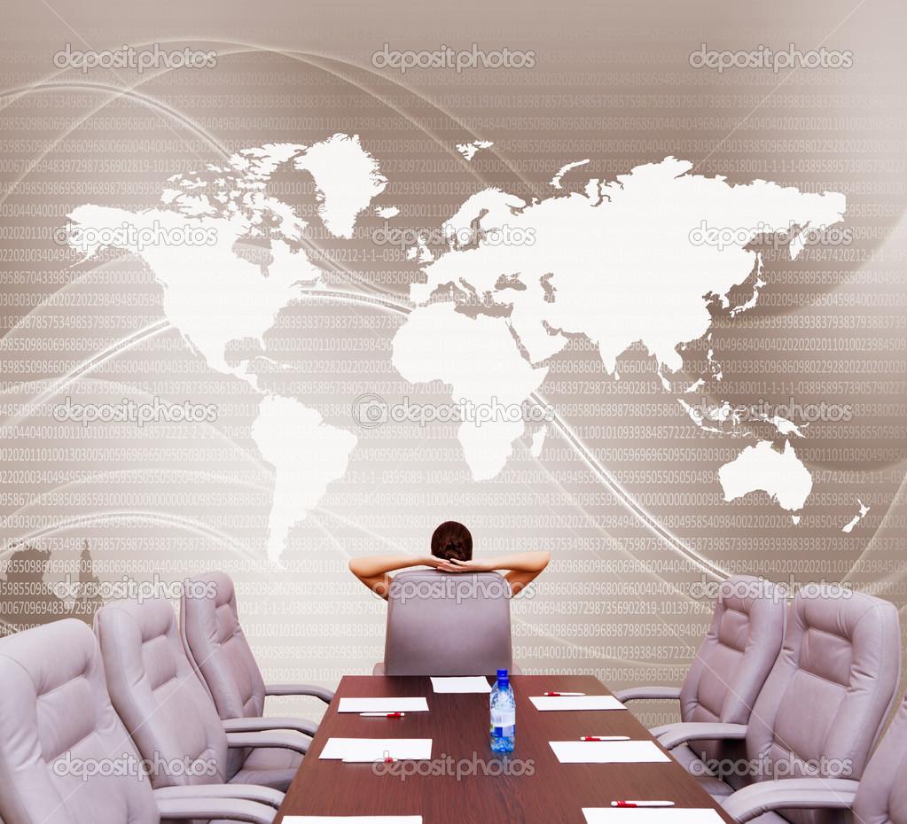 Business Meeting Stock Photo Sergeynivens 40687111