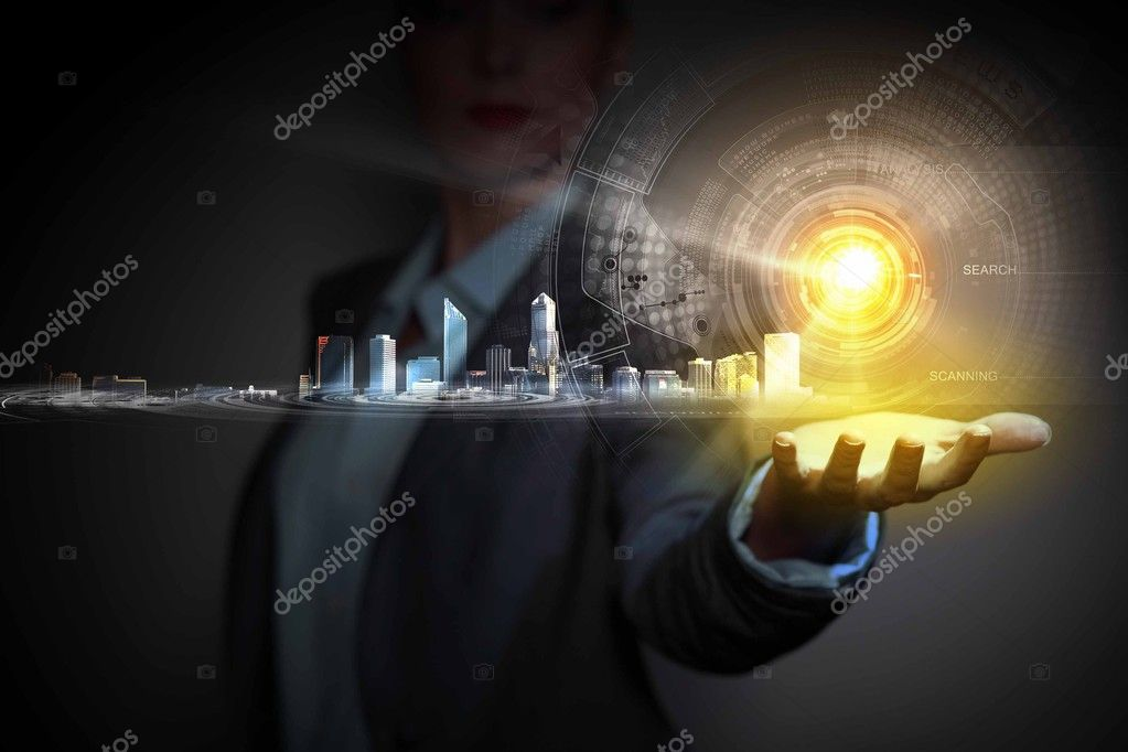Innovation concept â?? Stock Photo
