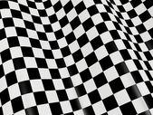 Fotografia bandiera a scacchi