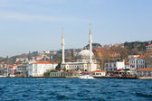 Photo Cityscape of Istanbul with a mosque