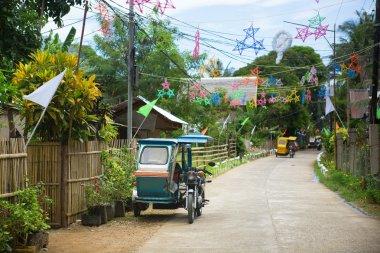 Philippino village