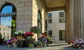Fotografia negozio di fiori