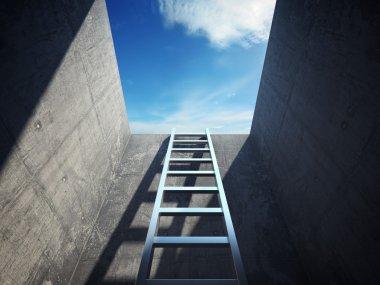 """Картина, постер, плакат, фотообои """"лестница ведет вверх """", артикул 12606232"""