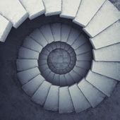 Fotografia scala a chiocciola