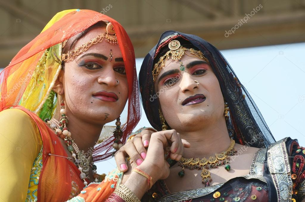 Hijras - holy people,so called