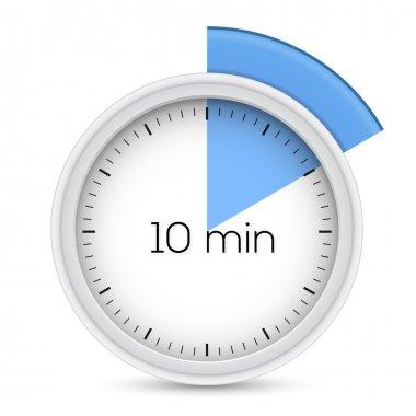 Ten minutes timer